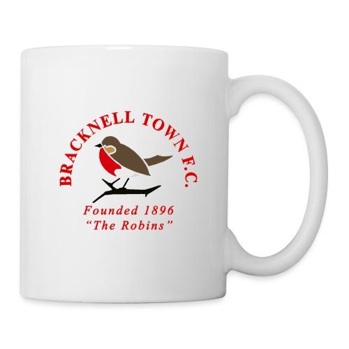 Bracknell Town FC Badge - Mug