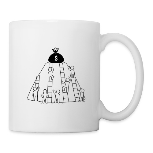 To The Top! - Mug