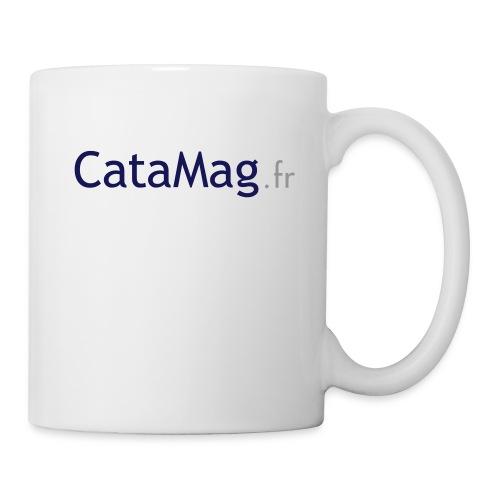 logocatamagfrv - Mug blanc