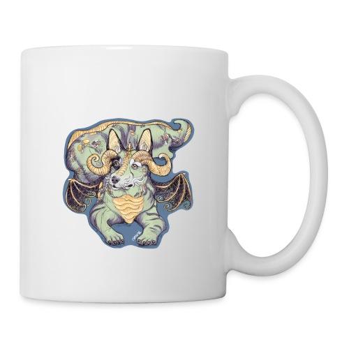Corgigon - Mug blanc