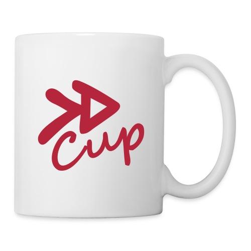dkcup logo - Tasse