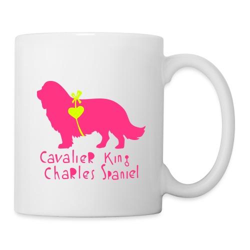 Cavalier Silhouette - Tasse