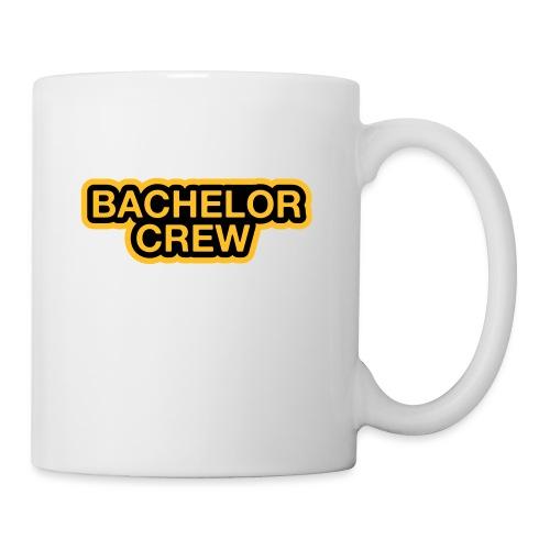 Bachelor Crew - Bachelor T-Shirt - Bräutigam Shirt - Tasse