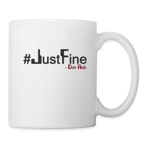 JUST FINE - Kop/krus