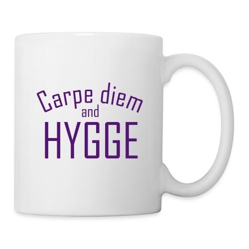 HYGGE Carpe diem - Tasse