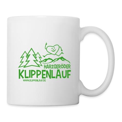 Klippenlauf Harzgerode - Tasse