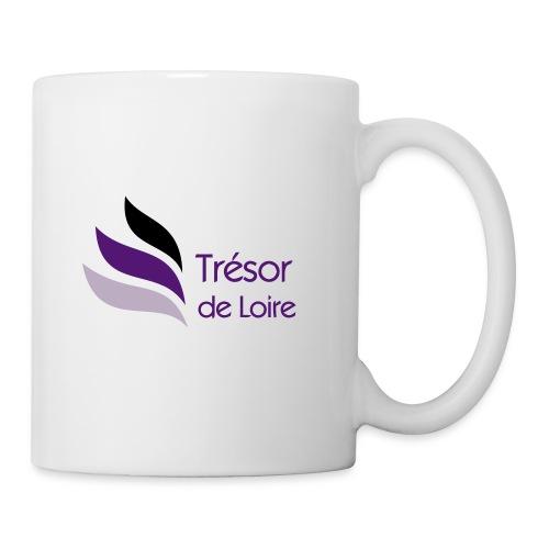 Trésor de Loire Logo - Mug blanc