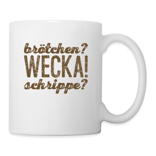 WECKA! - Tasse