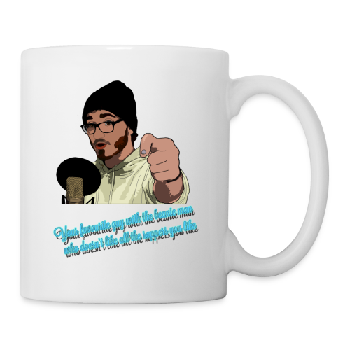 Your Favourite Beanie Man - Mug