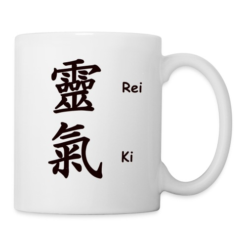 Reiki - Mug blanc