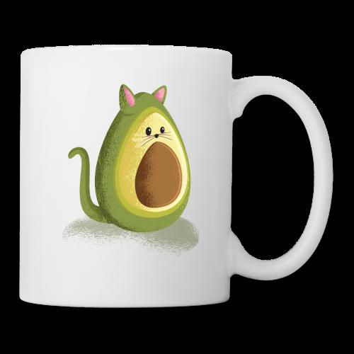 Avocado Cat - Mug