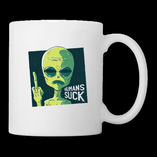 Humans Suck Limited Edition - Mug
