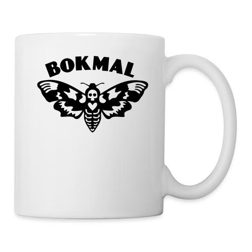 BOKMAL - Mugg