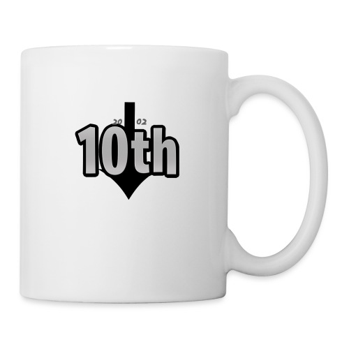 10th Normal Logo - Tasse