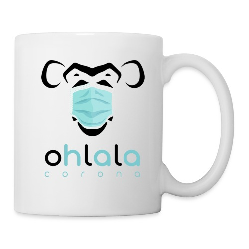 OHLALA CORONA WHITE - Mug blanc