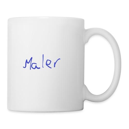 Maler - Tasse