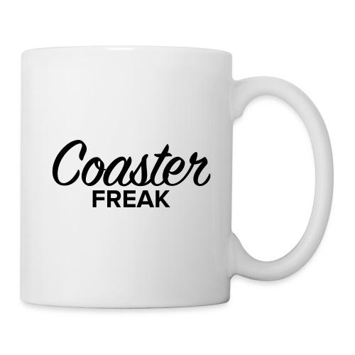 Freak Coaster - Mug blanc