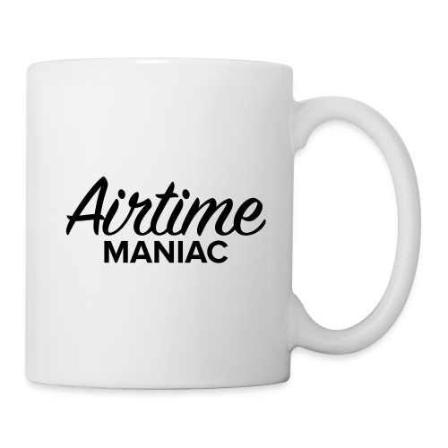 Airtime Maniac - Mug blanc