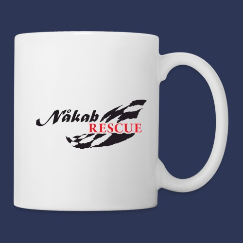 nakab big transparent - Mugg