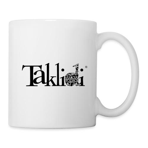logo taklidi - Mug blanc