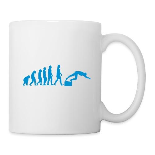 Swimmer's evolution - Tazza