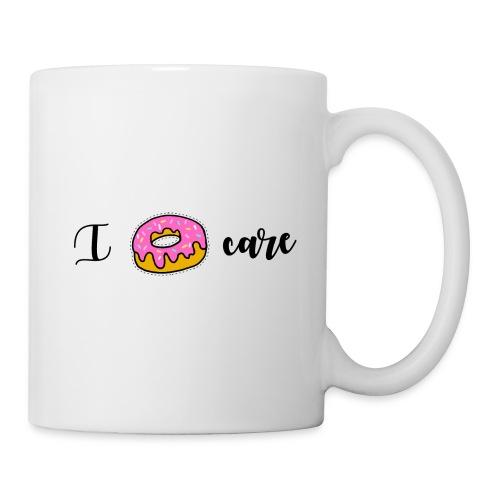 I Donut Care - Tasse