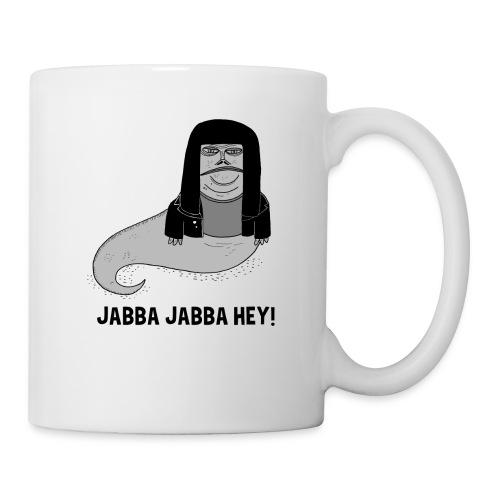 Jabba Jabba Hey! - Mug blanc