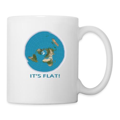 its flat - Mug