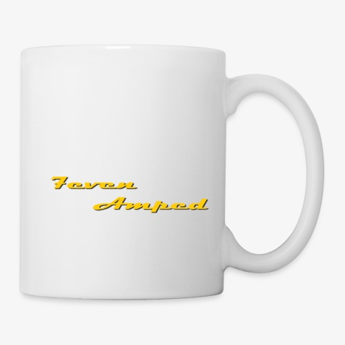 Logo 7even Amped transpar - Tasse