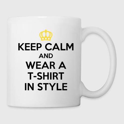 KEEP CALM - Mug