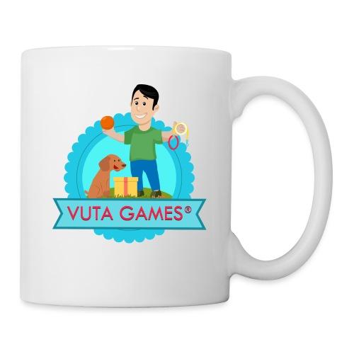 VUTA GAMES® - Mug blanc