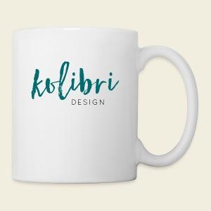 Logo Kolibri Design - Tasse