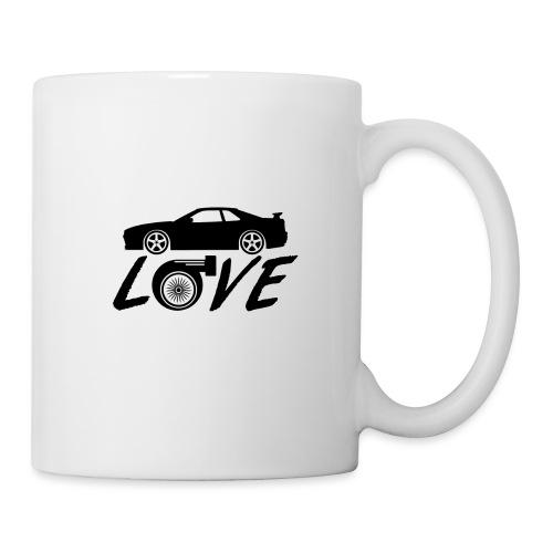 Skyline R34 GTR Love - Tasse