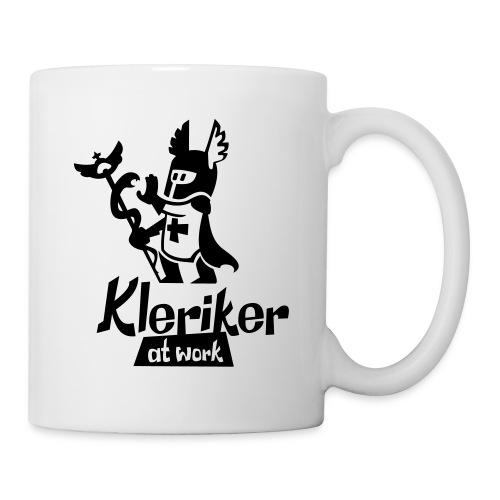 kleriker at work - Tasse