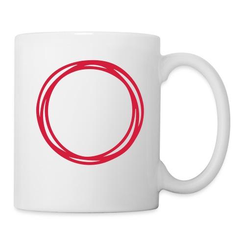 Circles and circles - Mug