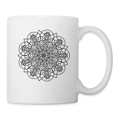 Beetle Mandala - Mug