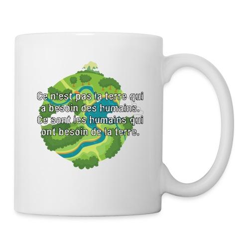 our earth - Mug