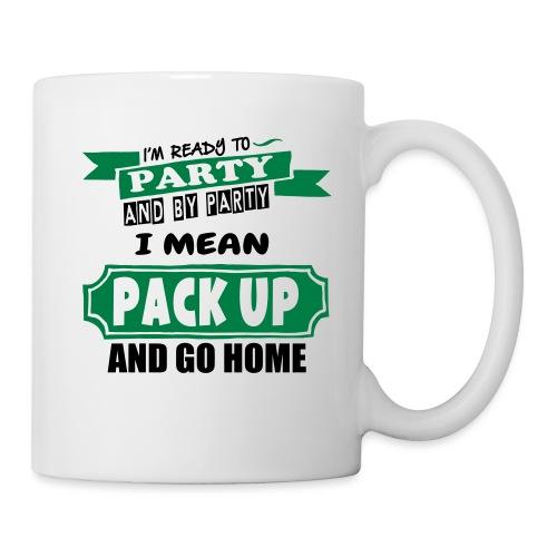 Ready To Party - Mug