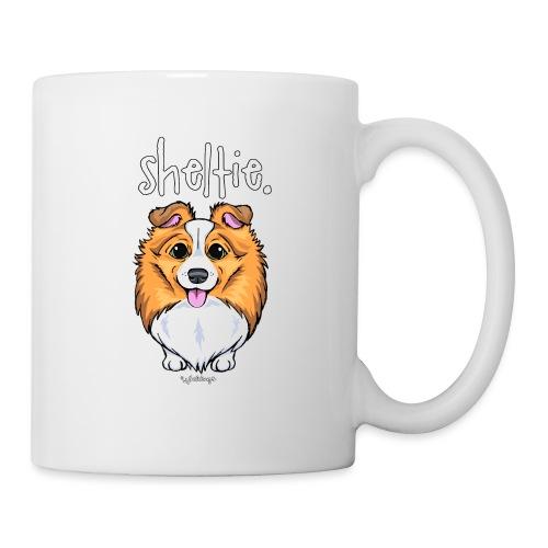 Sheltie Dog Cute 5 - Mug