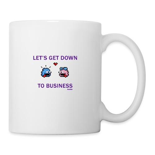 Down To Business - Tasse