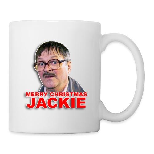 Merry Christmas Jackie - Mug