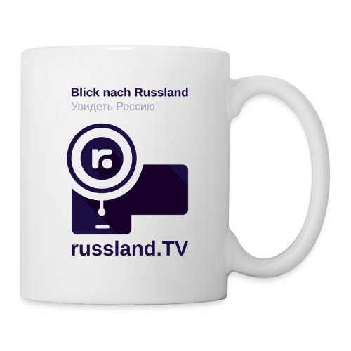 russland.TV Kameraleute-Outfit - Mug