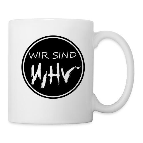 Wir Sind WHV Grafik Service1 - Tasse
