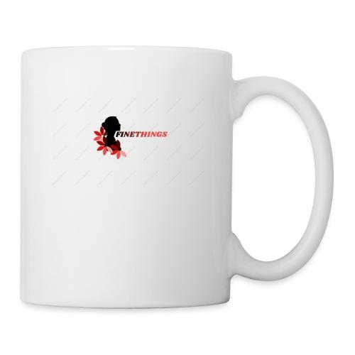 FINETHINGS - Mug blanc