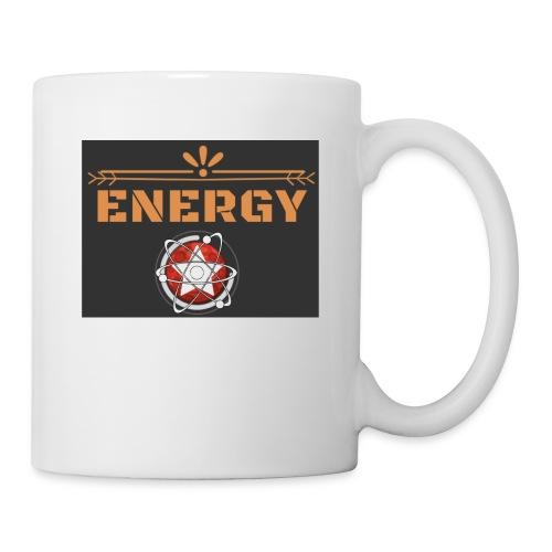 Énergie - Mug blanc