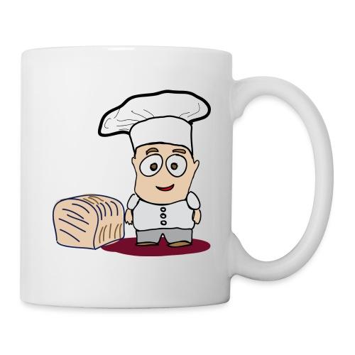 Bäcker - Tasse