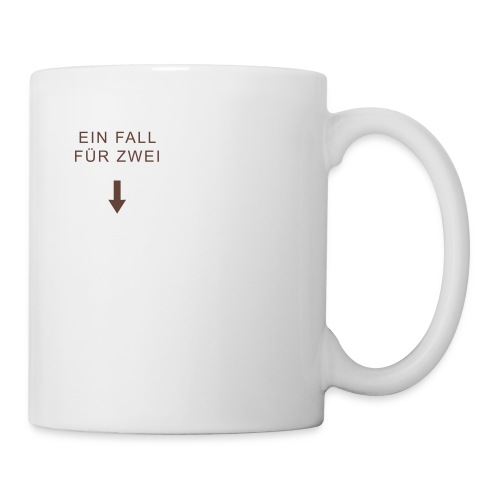 sex fallfuerzwei - Tasse