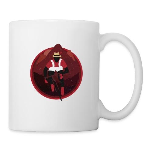Shirt Mascot Badge png - Mug