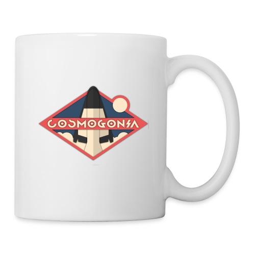 Cosmogonia retro - Mug blanc