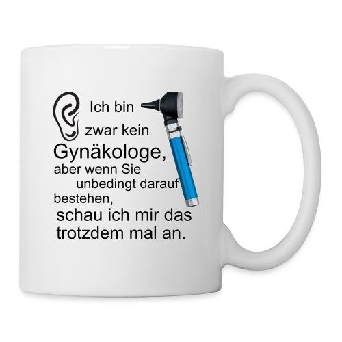 gynaekologe - Tasse